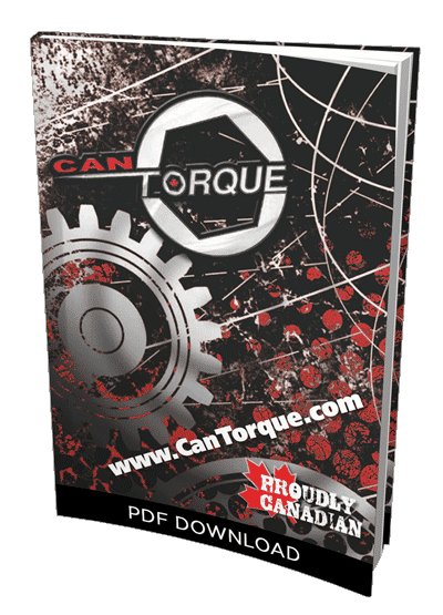 cantorque-catalogues